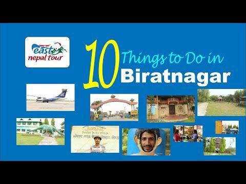 10 things to do in Biratnagar || East Nepal Tour || Biratnagar Tourism