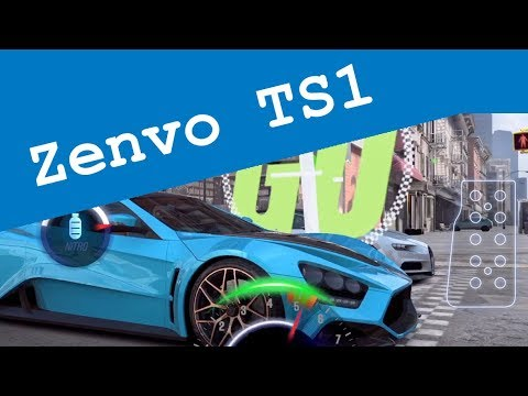 CSR2: Zenvo TS1 7.2xx shift pattern and tune