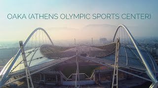 Fimi A3-OAKA(Athens Olympic Sports Center) with Foggy Weather [Dronetube_GR]