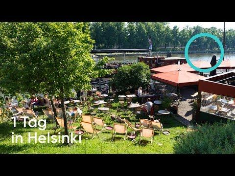 VLOG #5 - Tag in Helsinki in 4 Min: Sehenswürdigkeiten & Tipps / Follow us around