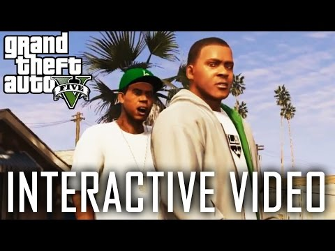 GTA 5 INTERACTIVE Video (Grand Theft Auto V)