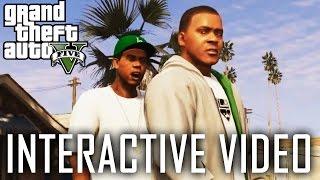 GTA 5 INTERACTIVE Video (Grand Theft Auto V)