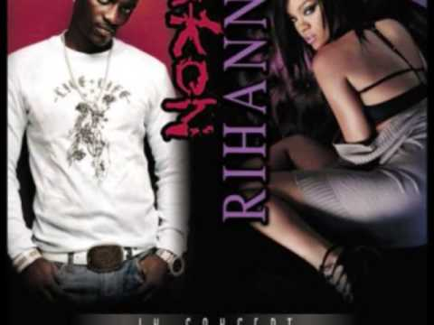 Rihanna Ft Akon- Emergency Room Lyrics - YouTube