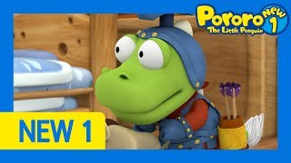 Ep10 Crong Is a Troublemaker | Naughty Crong | Pororo HD | Pororo New1