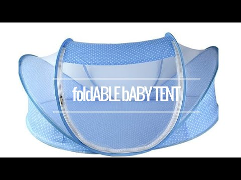 Foldable baby tent bed review