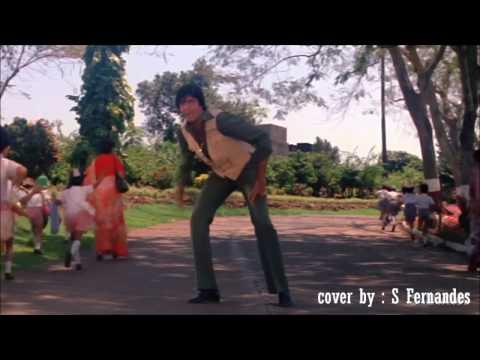 Aaj ka yeh Din   Cover by S Fernandes Movie Nastik HD