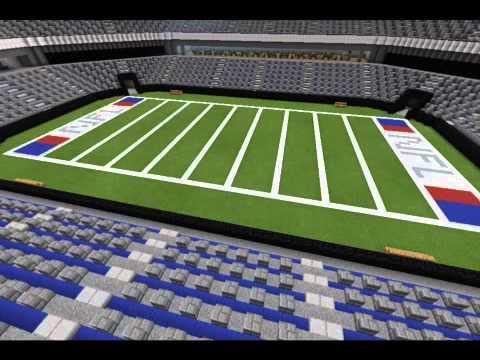 7468d45fb0b Minecraft PE NFL stadium
