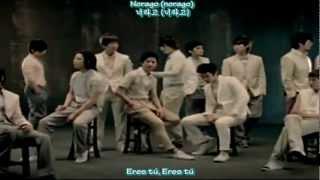 Super Junior - It's You (sub. Español - Hangul - Romanización)