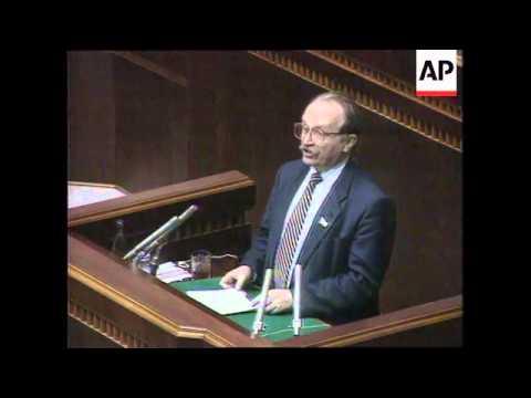 Ukraine/Russia - Kiew Votes To Outlaw Crimea Auton