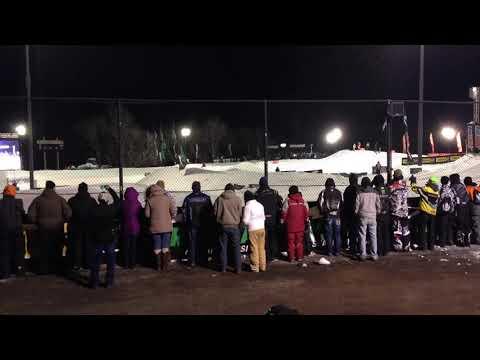 March 2014 Snocross at Buffalo River Race Park