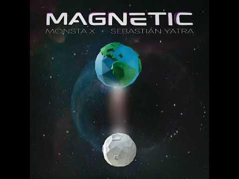  1 시간/1 HOUR LOOP  Magnetic - MONSTA X, Sebastián Yatra