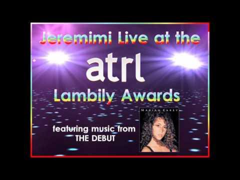 Jeremimi Live at ATRL Lambily Awards 2017