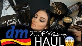 200€ DM HAUL | nur Make-up Produkte