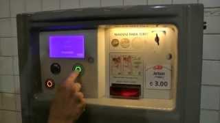 Llegando a Turquía - Metro y tranvía de Estambul