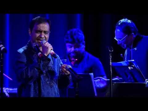 kuch to log kahenge live performance Mohan Subramaniam. Amar Prem-Rajesh Khanna, Sharmila Tagore