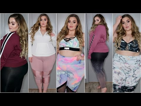Victoria's Secret PINK Haul & Try-On | Fat Girl Friendly Clothing!