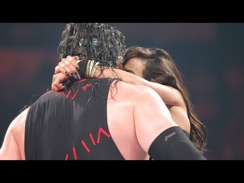 CM Punk & AJ vs. Daniel Bryan & Kane: Raw, June 11, 2012 thumbnail