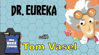 Dr. Eureka Review - with Tom Vasel