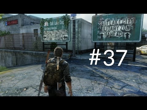 The Last of Us Walkthrough Part 37 - Tunnel From Hell