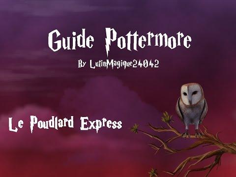 Guide Pottermore // Le Poudlard Express...