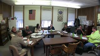 Commission Meeting 1-4-18