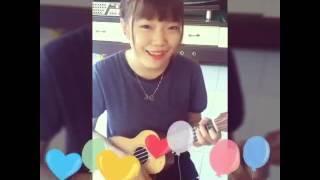 Anh Chàng Nhà Bên (cover ukulele) by Chu Luxubu