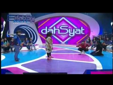 Virzha - Hadirmu @ Dahsyat plus duet feat Raffi Ahmad