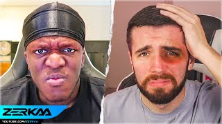 How I Got Into A Fight With KSI...