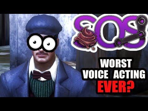 WORST VOICE ACTING IN HUMAN HISTORY | Dark Years [SOS: S3EO3]