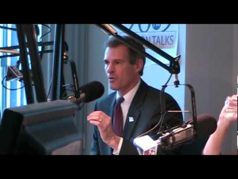 96.9 Boston Talks Senate Debate Closing Statements