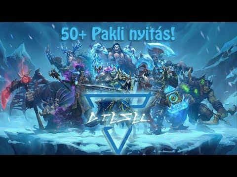 50+ Knights of the Frozen Throne pakli nyitás! | Diesel