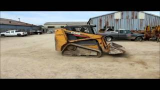 2006 Case 420CT skid steer for sale | sold at auction October 22, 2015