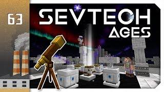 Minecraft SevTech Ages ⏳ Von einer FLARE ins neue Zeitalter geführt! || #63 [German] [LPT]