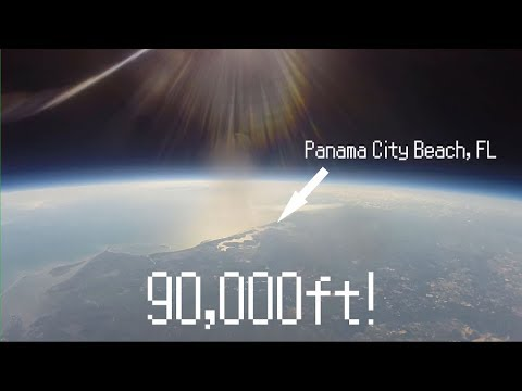 We Sent a GoPro to SPACE! | Full Footage