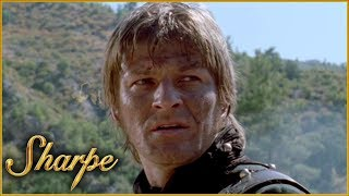 Sharpe Finds Out His Regiment Is Being Split Up | Sharpe