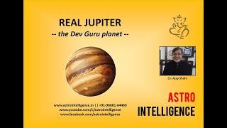 REAL JUPITER - The DevGURU PLANET