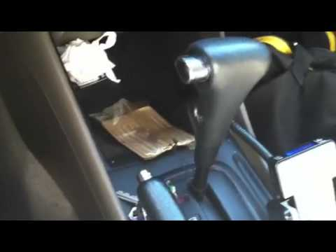 2000 Honda Accord Gearshift Problem - YouTube
