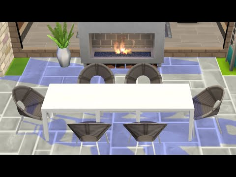 SIMS MOBILE | MOVE OBJECTS GLITCH | Overlapping items