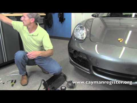 Part-2, PCA Product Spotlight- Cayman LED Spars with radiator guards