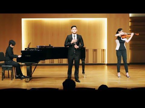 INDONESIA PUSAKA   Jim Willis Baritone Recital (Live in Taipei)