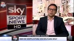 Martin Bader im Exklusiv-Interview u.a. über den Abstieg des FCN