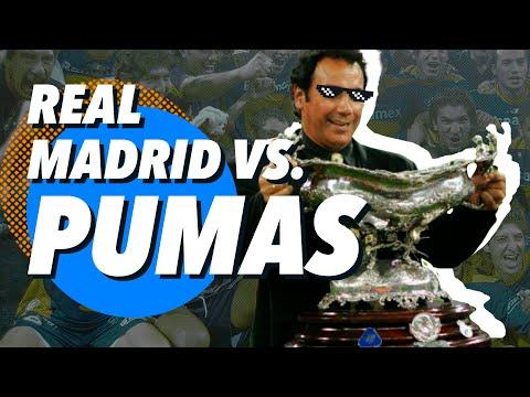 El día que Pumas venció al Real Madrid y sus Galácticos | Hazme Famoso Ep: 01| Los Pleyers
