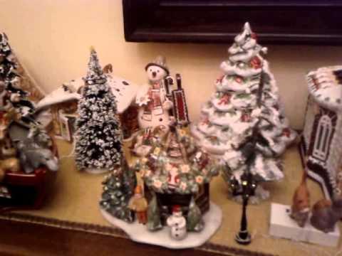 Christmas Village Villeroy. Hello Kazuki!!