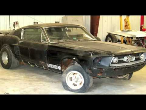1967 ford mustang gt390 fastback 390 restoration week. Black Bedroom Furniture Sets. Home Design Ideas