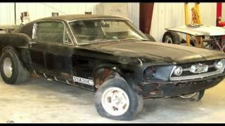 1967 Ford Mustang GT390 Fastback 390 - Restoration - Week One - Reineke Family Dealerships