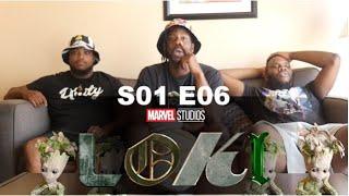 The Last Order - Loki Episode 6 Reaction!!