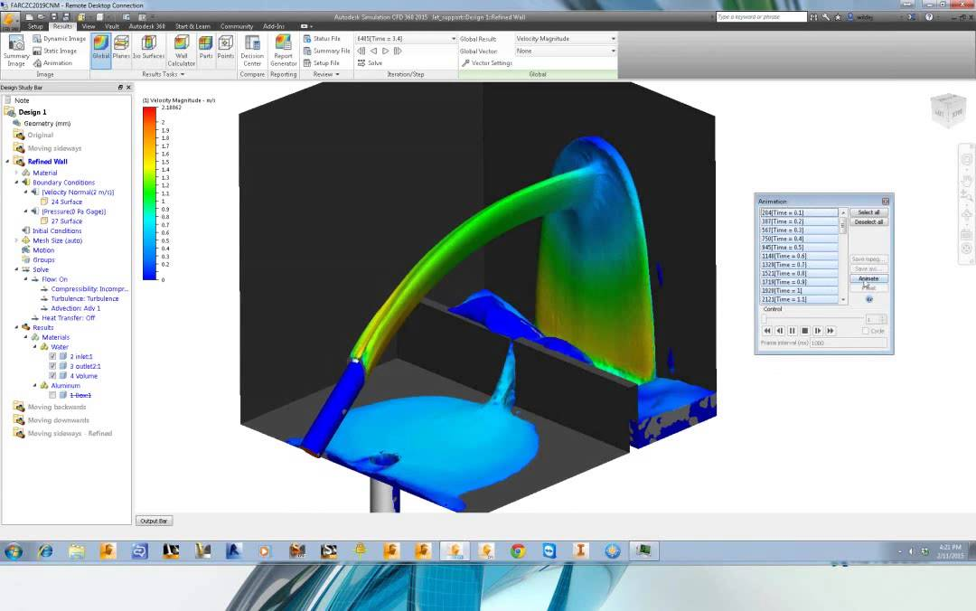Free Surface Analysis Best Practices With Autodesk