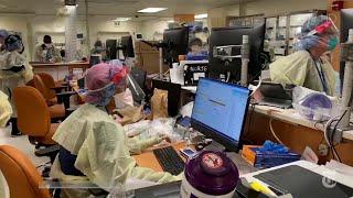 США обошли все остальные страны по числу заболевших коронавирусом.