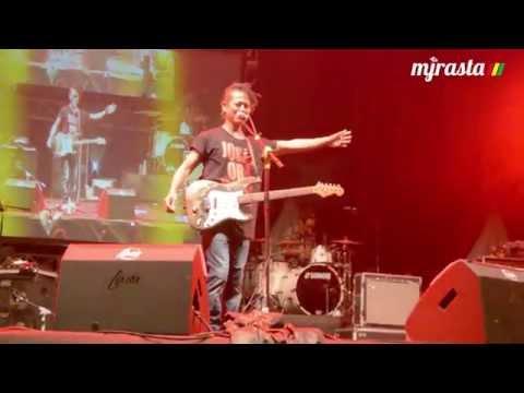 Tony Q Rastafara - Republik Sulap | Jogja Reggae Land 2015