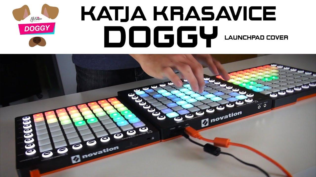 Katja Krasavice - Doggy // Launchpad Remix - YouTube